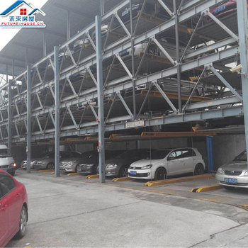 Low cost  Easy Instally Smart Parking Solutions  Parking building /Philippine Steel Structure For Car Parking