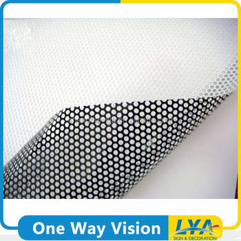 China factory professional window one way vision vinyl film