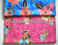 Fashion New Design Colorful Home Products Textile Polyester Sublimation Printed Fabric