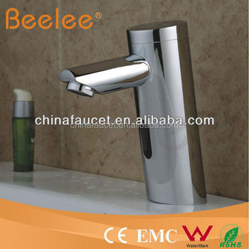 Chrome Paint Bathroom Sensor Faucet Water Taps With Prices - Buy ...