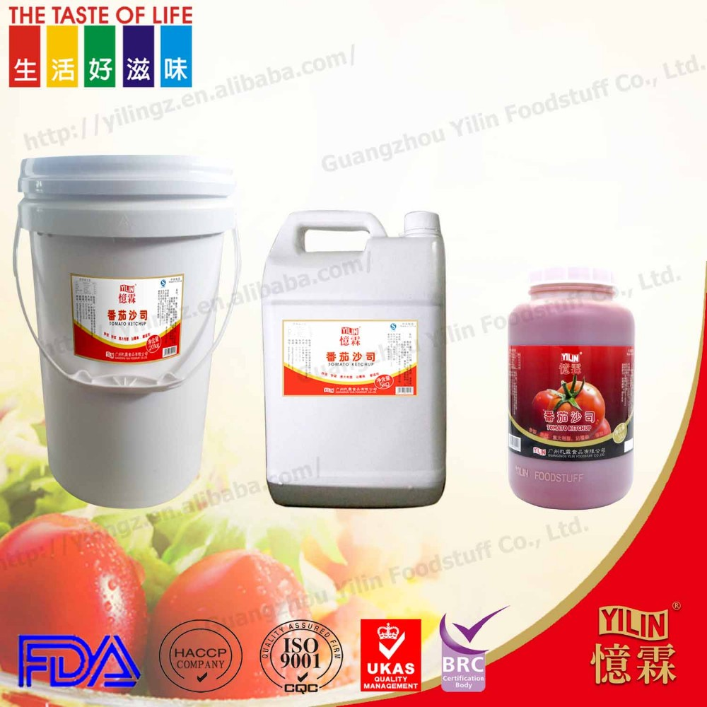 how to make tomato ketchup in factory