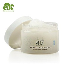 Aromatic Body Peeling Solution, 450ml, enhances skin rejuvenation dead sea salt
