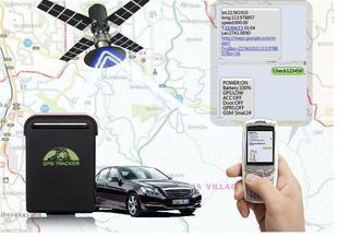 Global Smallest GPS/GSM/GPRS Vehicle Tracker GPS102b/Tk102b, SMS <strong>tracking</strong> <strong>on</strong> cellphone with <strong>google</strong> maps link and magnet cover