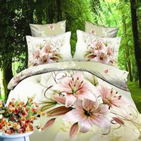 HIGH QUALITY 3D PRINTED BEDDING SET MADE IN CHINA