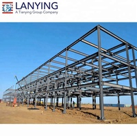 Metal Building Construction Projects Industrial Warehouse Designs Prefabricated Steel Structure