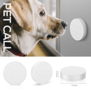Pet wireless doorbell with 52 Sounds Select-able on the Chime good for your dog