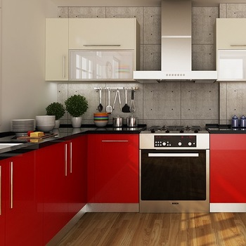 Kenya Project Modern Design Round Laminate Kitchen Cabinets Buy Laminate Kitchen Cabinet Round