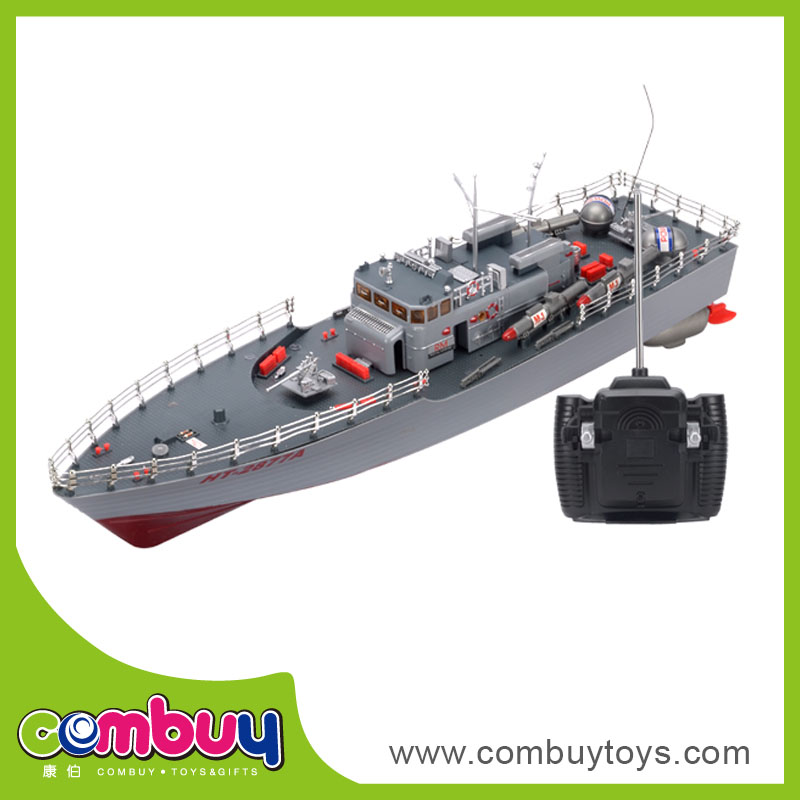 High Quality Wholesale Kids Remote Control Plastic Rc Boat Kits