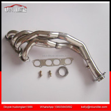 Stainless Steel Exhaust Headers RACING MANIFOLD HEADER/EXHAUST FOR 00-09 HONDA S2000 AP1/AP2 F22C1