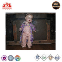 ICTI certificated custom made halloween toy scary witch dolls