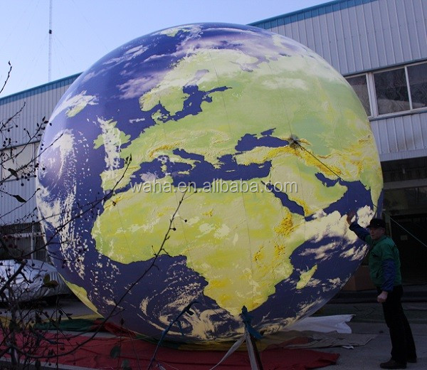 high quality replicas earth globe inflatable planet earth replicas balloon