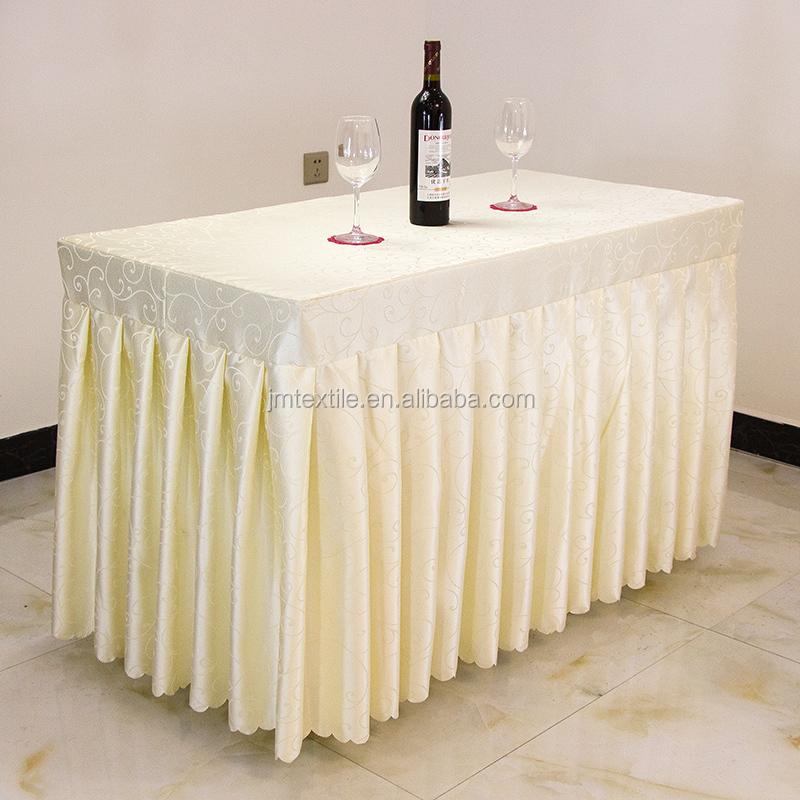 Ibm Jacquard Table Cover Hotel Meeting