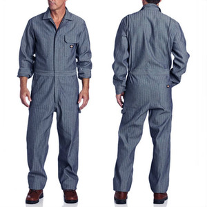 Custom men used work uniforms