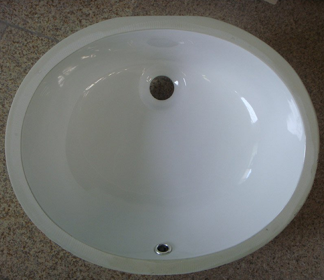 Standard Tub Size And Other Important Aspects Of The Bathroom: Upc Undermount Ceramic Bathroom Sink For Wholesale