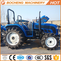 China factory supply small farm tractors with tractor implements