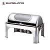 Commercial Electric Single Pan Buffet Server Chafing Dish Price