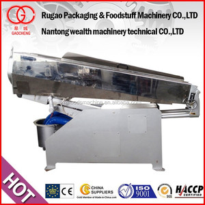 Food processing machine ball shape lollipop batch roller and rope sizer