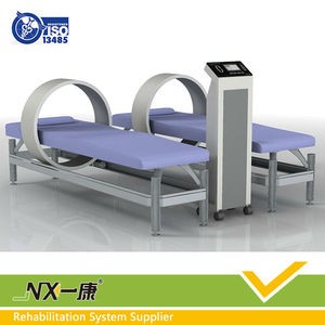 tretment bed combined with warm, vibration,magnet therapy function