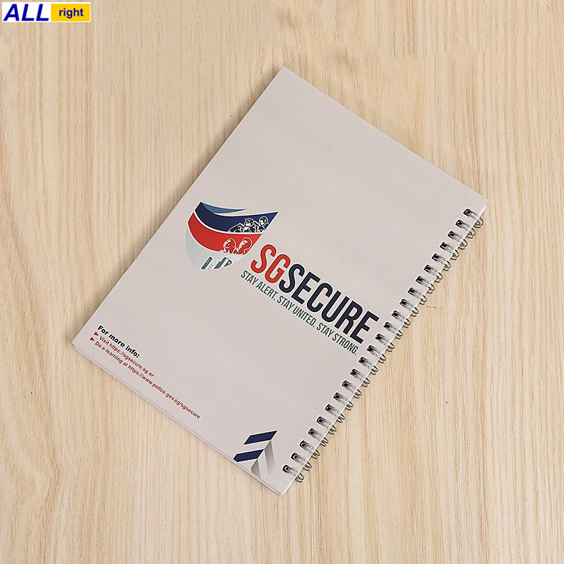 New Design Spiral Notebook Color Pages With Low Price - Buy Spiral Notebook  With Color Pages,Note Book Printing,Cheap 2015 Agenda Pp Spiral Notebook