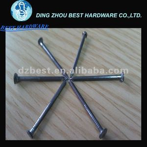 Popular Bright Common Iron Nails for carpenter ( China factory)