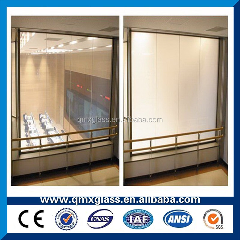 wholesale switchable film,smart tint electric glass with ISO CCC