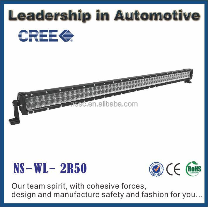 KINGKONG SERIES cars accessories 6063 aluminum extrusion cree led light bar available in spot flood & combo optic patterns