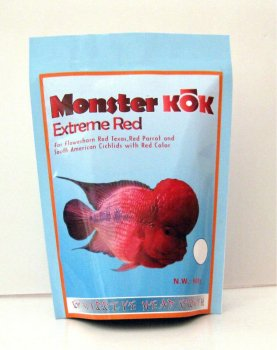 Monster Kok Buy Flowerhorn Food Product On Alibaba Com