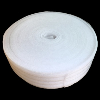 30cm high White EPE Foam Wrap Rolls For Packing