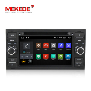 MEKEDE Android 7.1 quad core with 2+16GB android car dvd player for Ford FOCUS/Mondeo/S-MAX universal support 4G LTE wifi gps