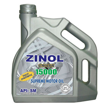 Zinol unisyn motor oil buy lubricants synthetic engine for Where to buy motor oil