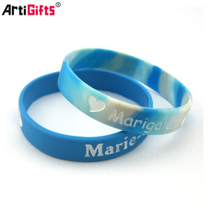 No Minimum Free Sample Custom Eco-Friendly recycled silicone wristband