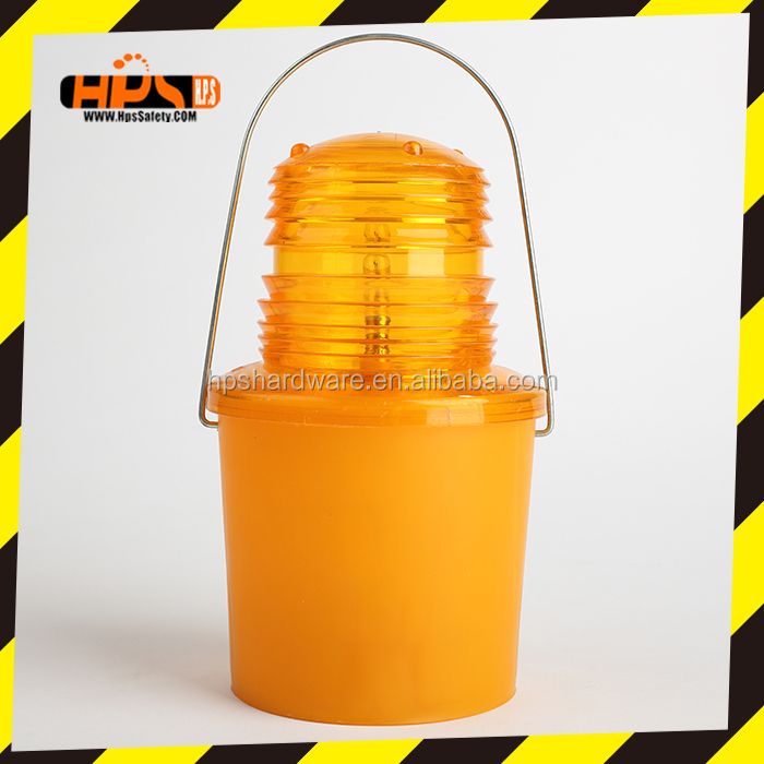 2014 Hot Sell in Africa Cheap Price Good Quality Traffic Safety Warning Lamp Construction Sites in Russian