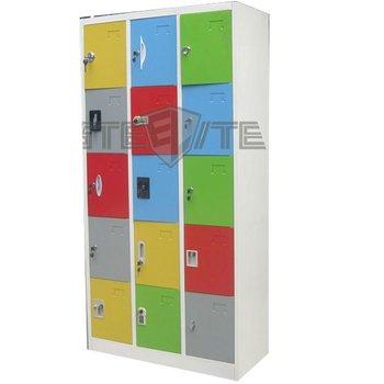 20238ea21cb Kd 15 Door Steel Locker metal Storage Box old School Lockers - Buy ...