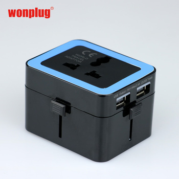 dual USB 5V/2.1A cool promotional gifts