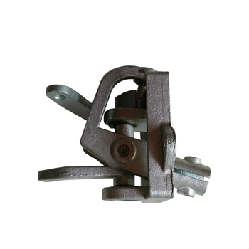 Factory direct sell transmission auto parts cab support selector shifter for construction machinery