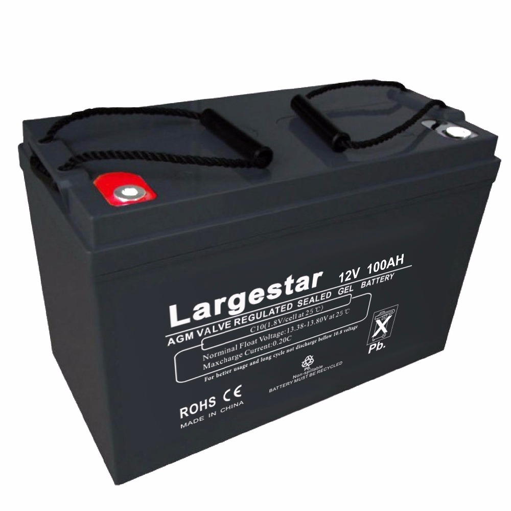 super power 12v 100ah deep cycle gel battery for factory. Black Bedroom Furniture Sets. Home Design Ideas