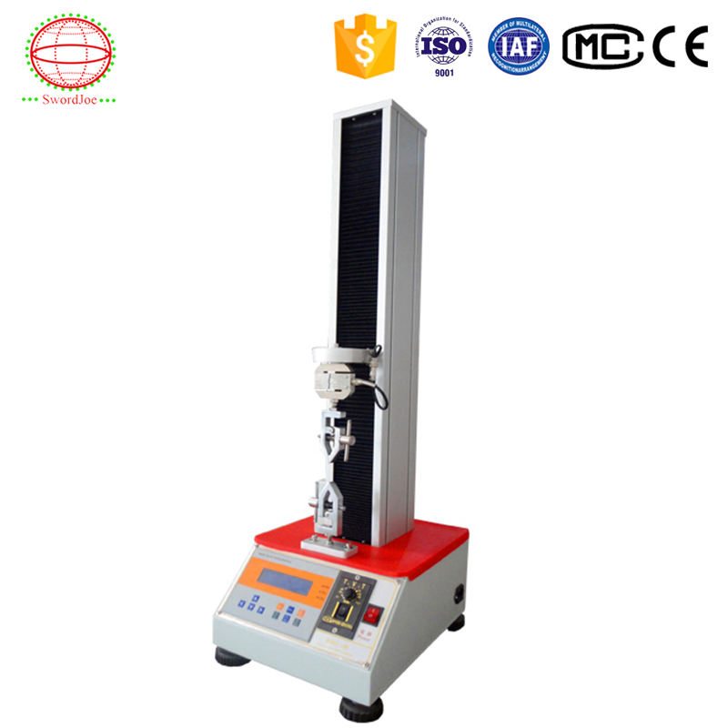 Portable desktop utm machine with mini universal testing machine for tension compression bending hardness