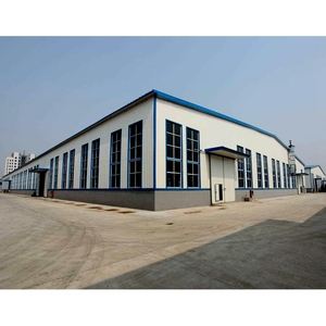 China Botou Steel Workshop