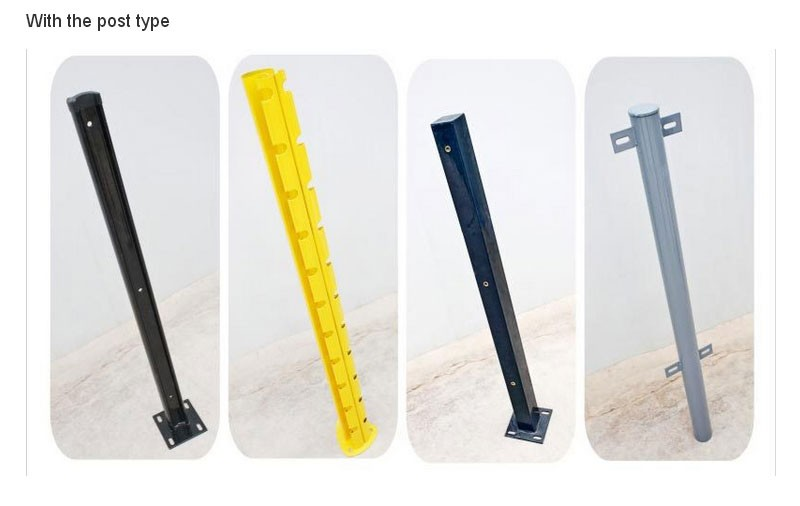 Fence Ground Anchor Metal Green Fence Stakes V Shape Fence