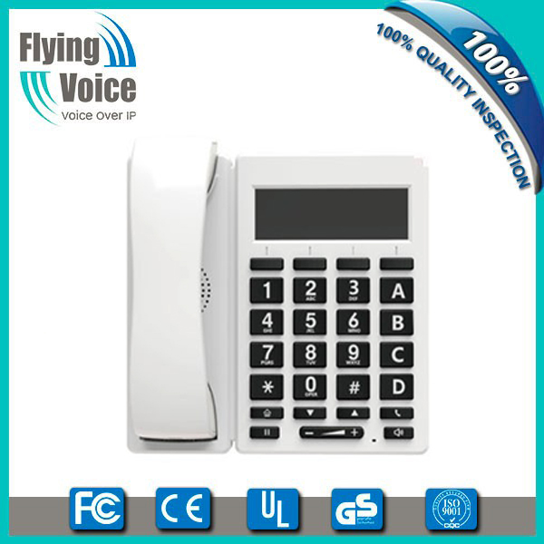 Big button HD Voice Low Cost WIFI SIP VoIP Wireless Phone FIP12W