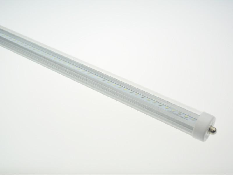 Free shipping! 25PCS/Lot 8ft LED tube 2400mm 40W, FA8/ R17D/ G13 2.4m SMD2835 CE ROHS FCC 3years warranty