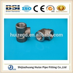 cl3000 a105 metric water main fittings