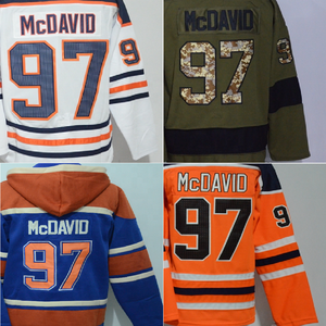 best cheap d9e92 ff1e1 Best Quality Customized Stitched McDavid Hockey Jersey