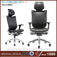 Online shop high back black fabric executive chair with low price
