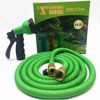 Work home packing products expandable garden water hose 50ft retractable magic water hose