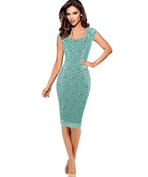 women office wear dress ladies formal western wear dress buy