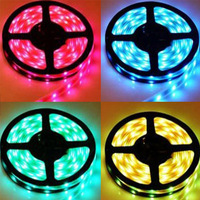 5050 RGB remote controlled LED STRIPS/TAPE