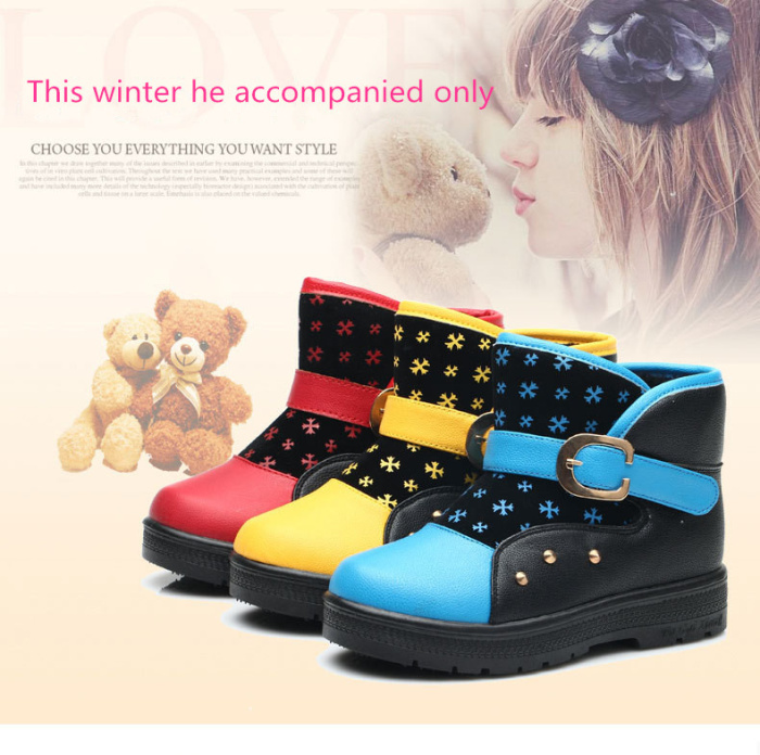 eb709b2b4a5c Buy Retail kids fashion boot girls snow PU boots size 33-38 high quality  short boot girls winter warm boots free shipping in Cheap Price on  m.alibaba.com