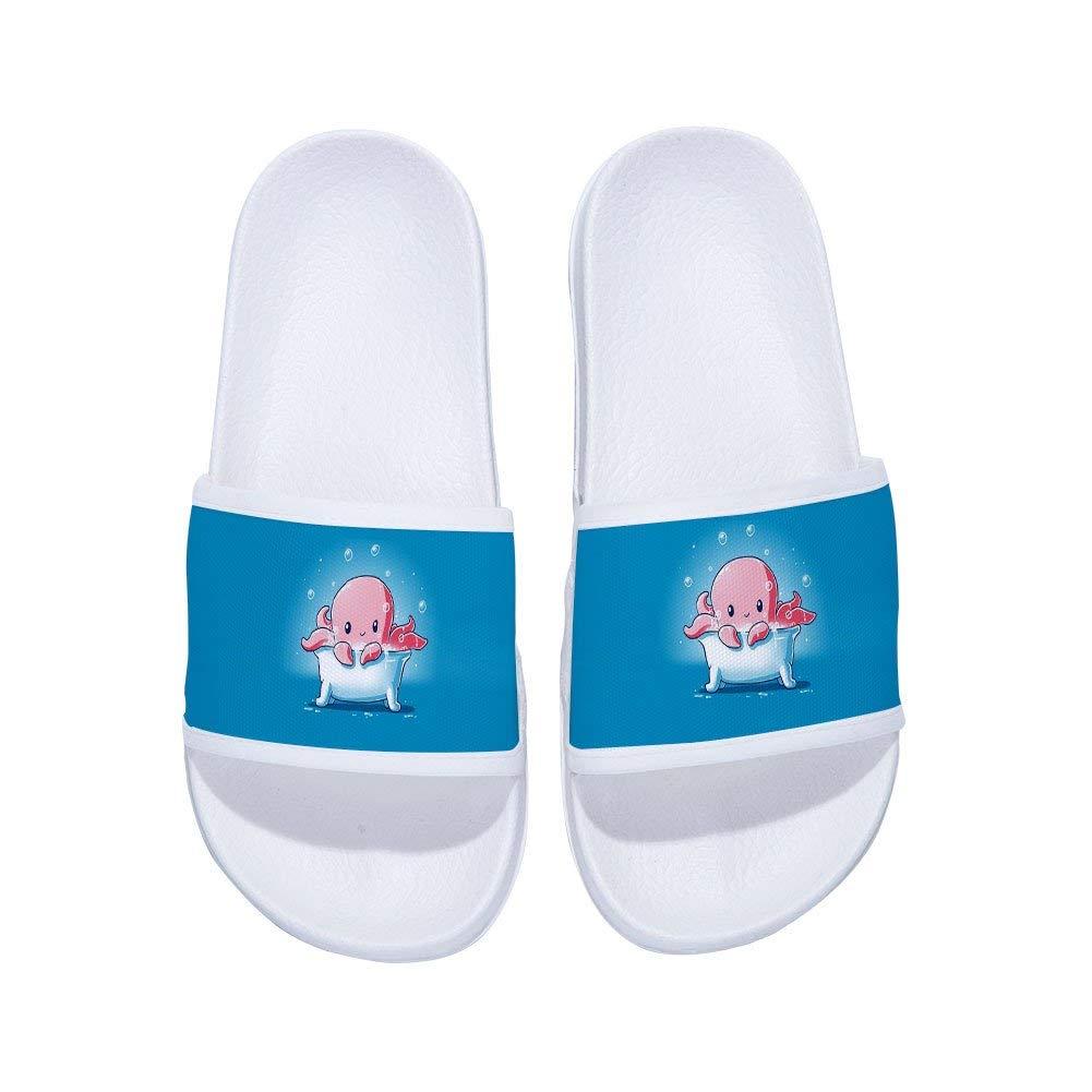 MingDe Sports Boys Girls,Non Slip Shower Shoes,Wash Room Bathroom Bedroom Swimming Indoor & Outdoor Floor Slipper