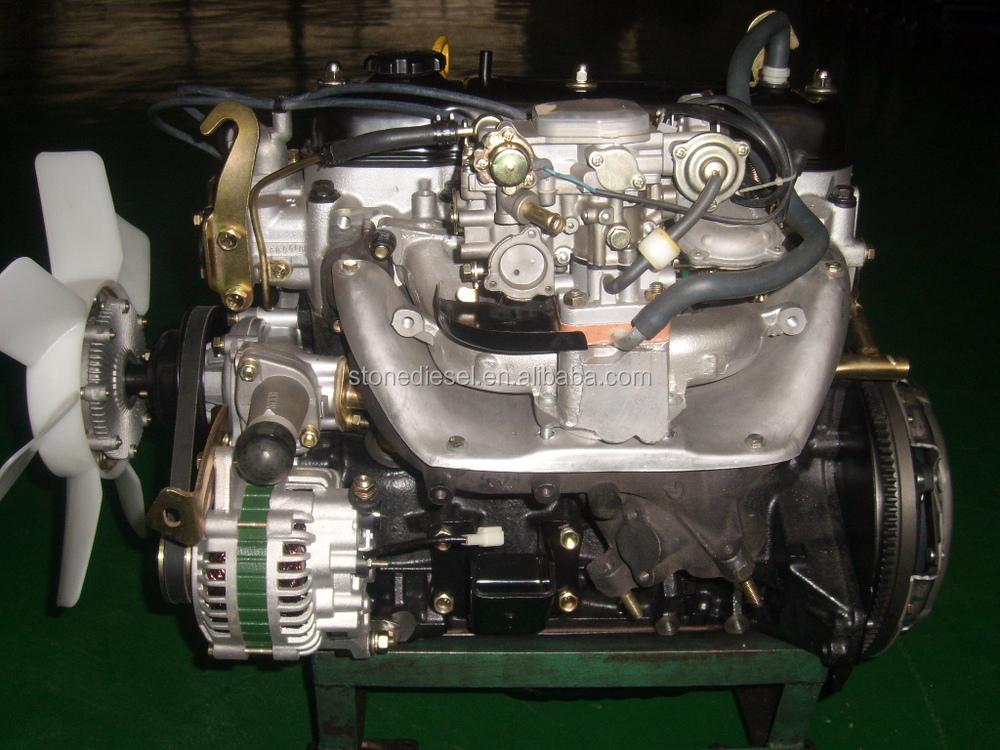 toyota engine 2y
